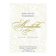 Annabella Chardonnay Napa Valley 2016 750ML