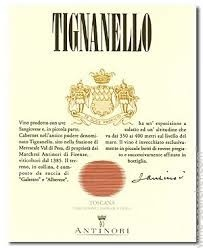 Antinori Tignanello 2014 750ML