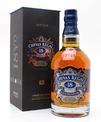 Chivas Regal 18 750ML