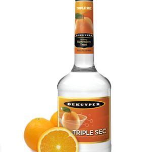 Triple Sec Dekuyper 375ML