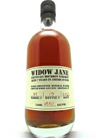 Widow Jane Straight Bourbon 750ML